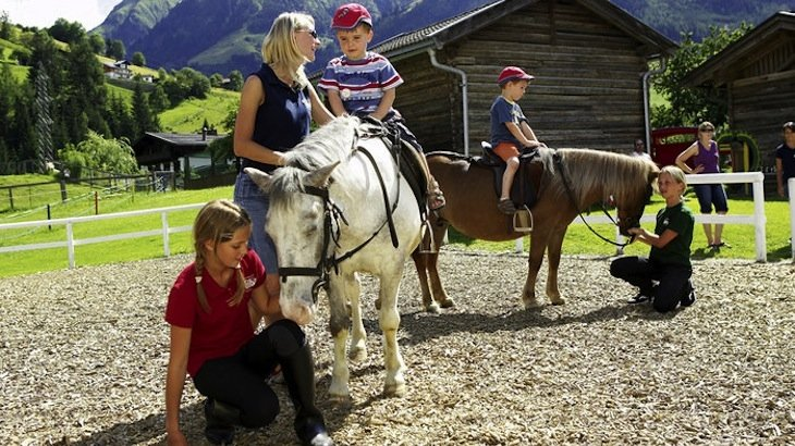 One-Hour Horseback Riding Lesson for Two at Hidden Haven Farms