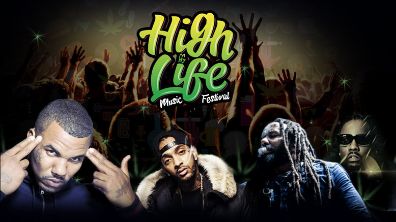 High Life Music Festival 30% Discount ft  The Game | Rush49