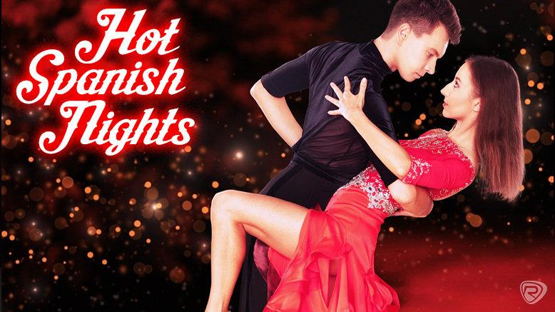 1 Ticket to Hot Spanish Nights