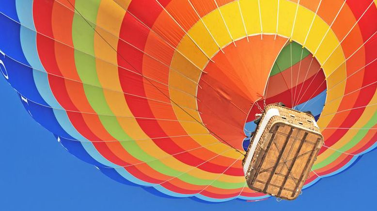 Hot Air Balloon Ride for 1