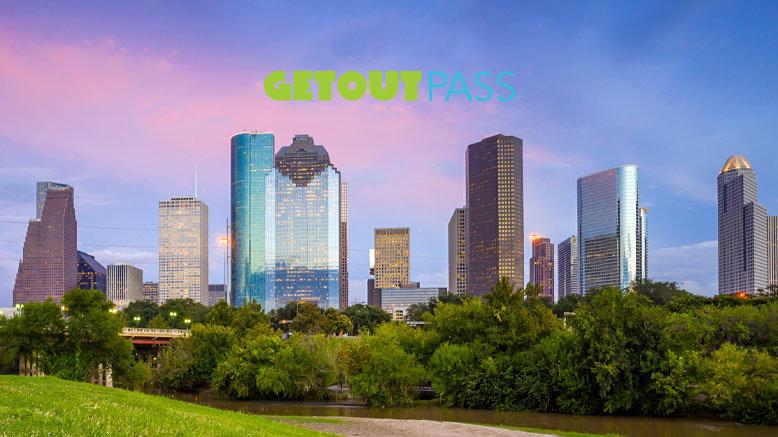12-Month Houston GetOutPass