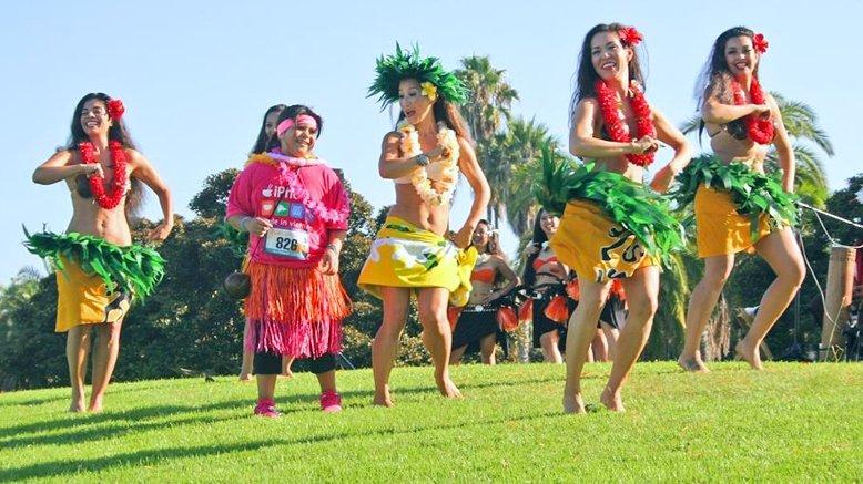 Aloha Run 5K Entry