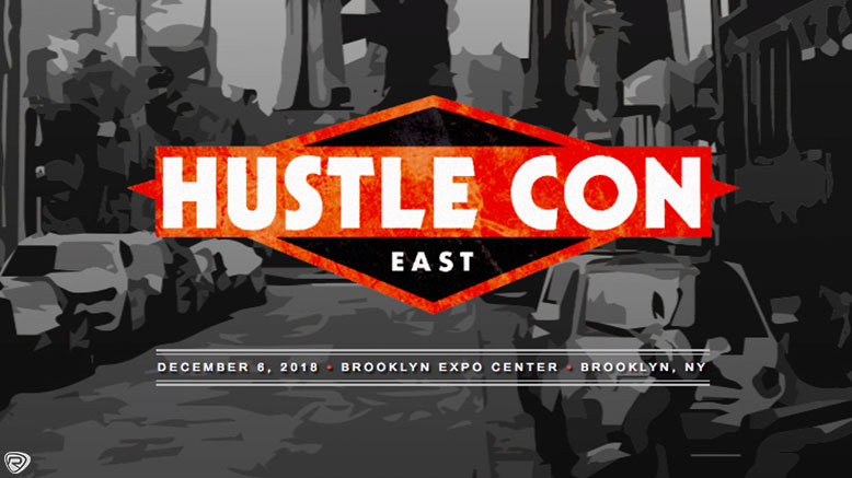 GA for 1 to Hustle Con East