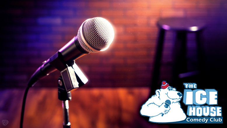 Stand-up Comedy Package for 2 (+ A Pair of Tickets for a Future Show)
