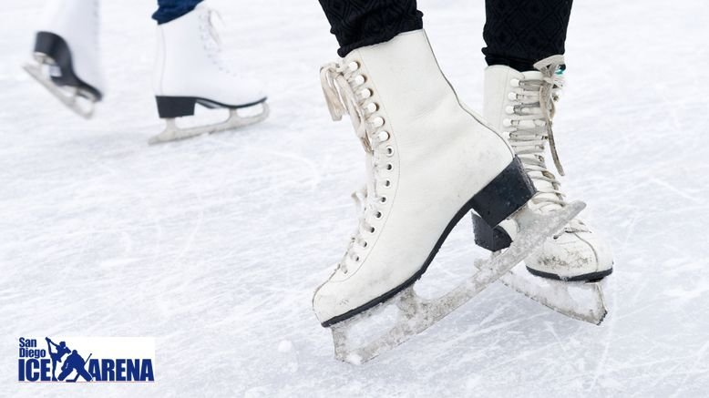 Public Ice-Skating Session & Skates for 2