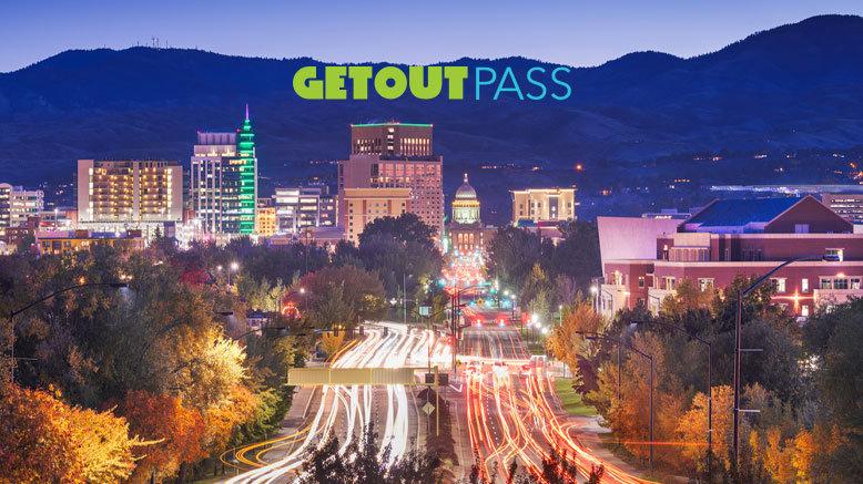 12-Month Idaho GetOutPass