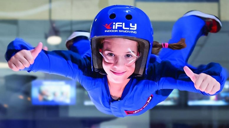iFly Indoor Skydiving SF Bay Union City - 21% Off D | Rush49