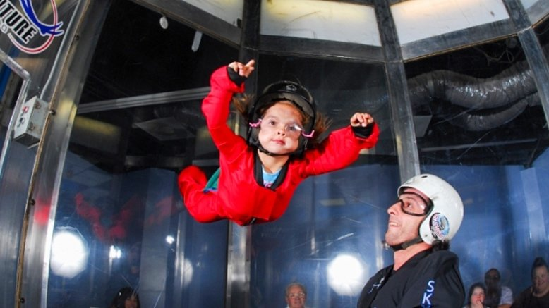 iFly Indoor Skydiving Orlando - 21% Off Discount Ti | Rush49