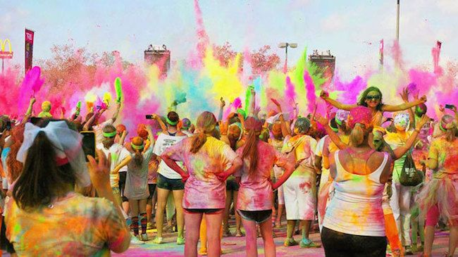 One Entry  to The Graffiti Run
