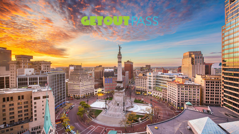 12-Month Indianapolis GetOutPass