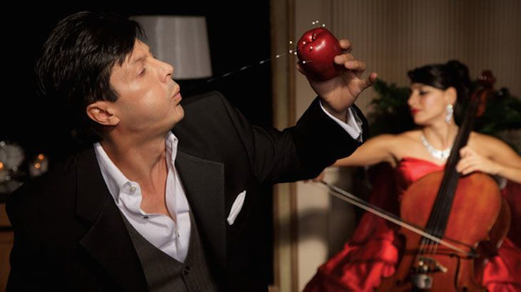 Dec 26 4pm: One Ticket to The Magic of Ivan Amodei