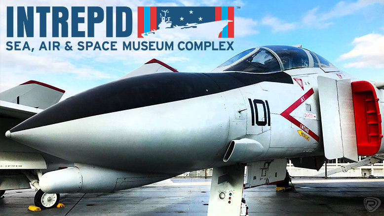 Intrepid Sea Air and Space Museum NY 20% Discount | Rush49