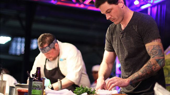 2 General Admission Tickets to Iron Fork