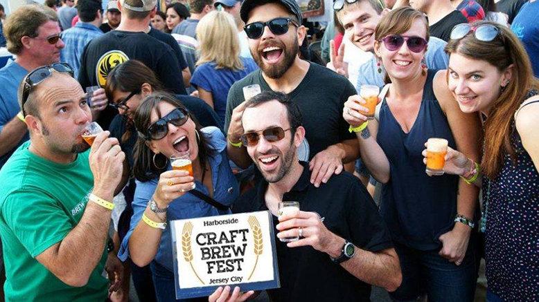 Jersey City Brew Fest Session 1 (1:00pm-4:30pm)