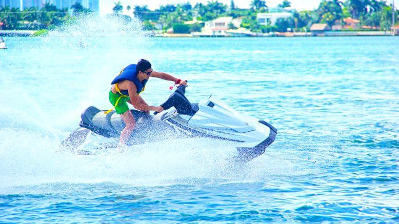 30-Min Jet Ski Experience