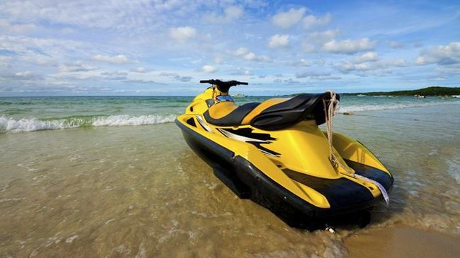 60-Minute Jet-Ski Rental For One