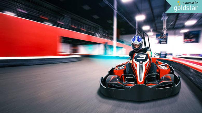 1 Arrive & Drive Race + Annual Membership