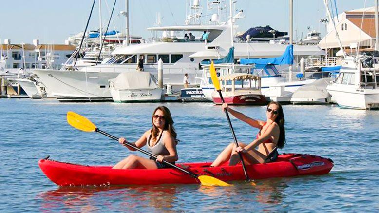 2-Hour Kayak Rental For 1