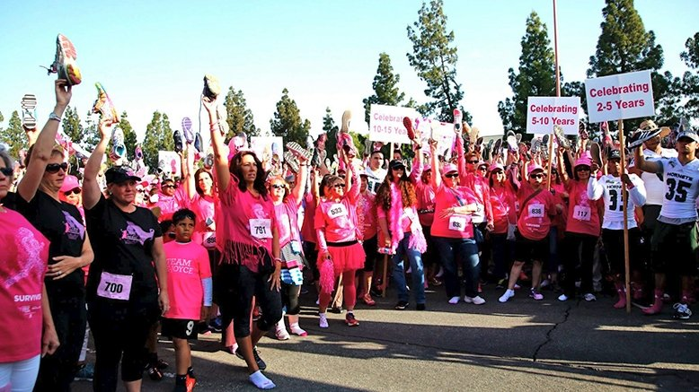 10K Race For The Cure Entry