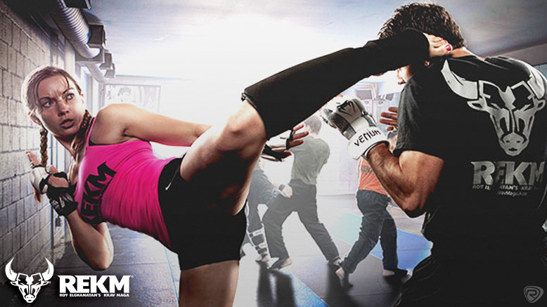 5 Adult Krav Maga Classes