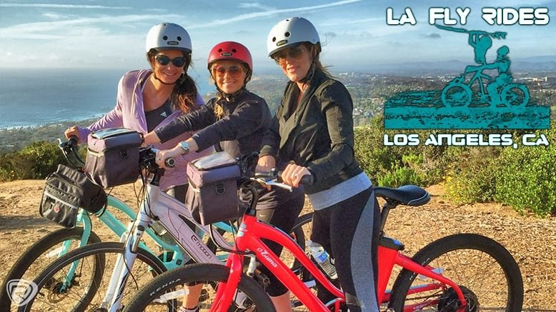 Hollywood Tequila Sunset Electric Bike Tour for 2