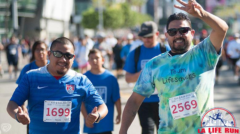LA Life Run 10K Entry
