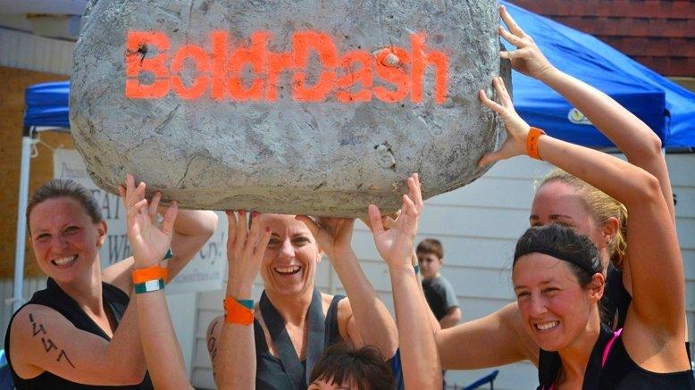 1 Sunday BoldrDash Entry