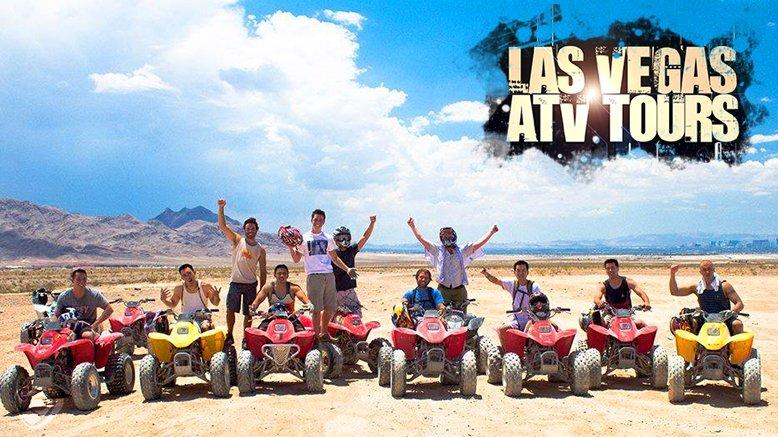 4-Hour Guided ATV Tour for 1