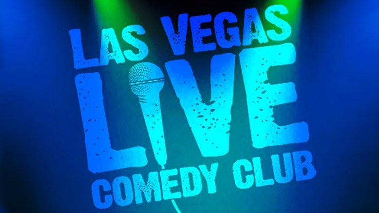 1 GA Ticket to Live Comedy Club