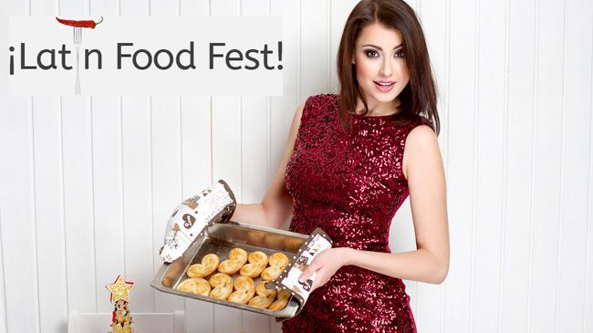 One Early Admission to Latin Food Fest Grande Tasting