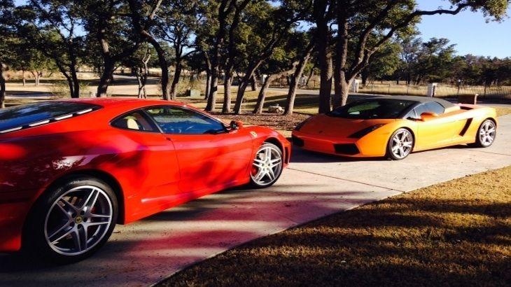 Drive 3-laps in a Ferrari or Lamborghini