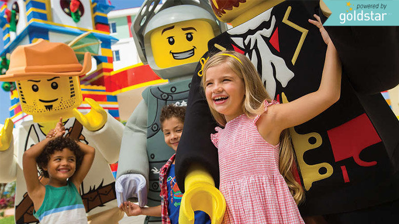 Adult LEGOLAND One-Day Admission (Ages 13 and up)