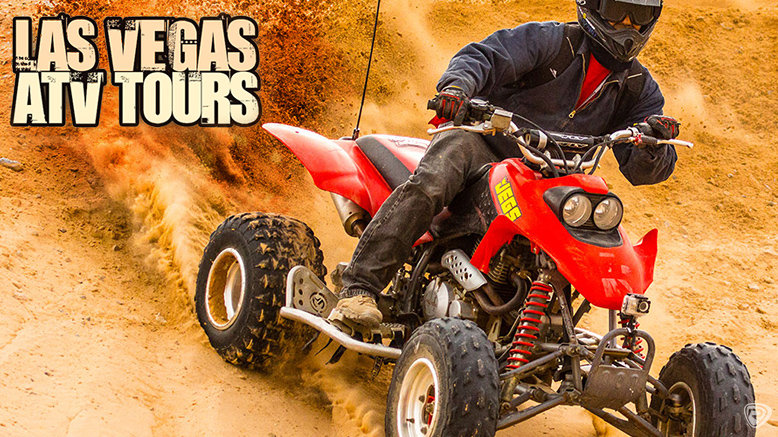 4-Hour Guided ATV Tour for 1