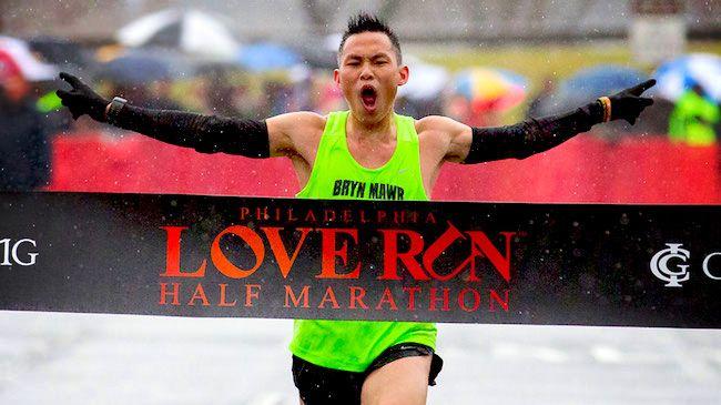 Registration to Love Run Philadelphia Half Marathon