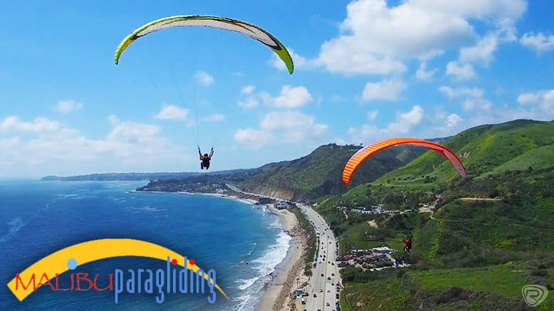 Up to 40-Minute Tandem Paraglide Flight with Video