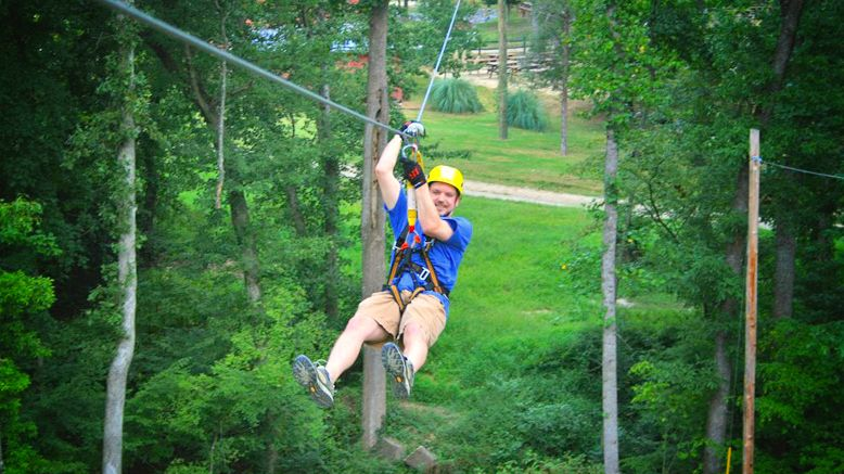 Zipline Tour For 1