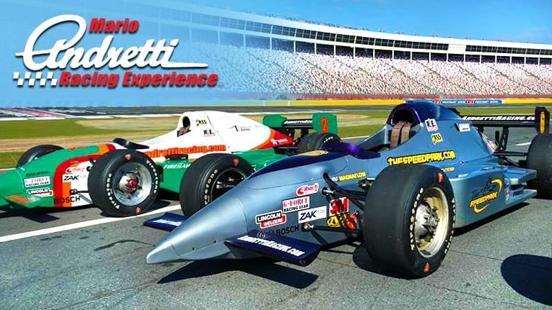 Mario Andretti Practice Driving Package
