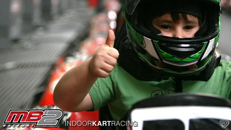 1 Adult 14-Lap or 1 Junior 9-Lap Kart Race (Clovis)