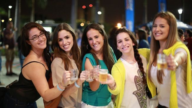 VIP tickets to Miami Beer Festival