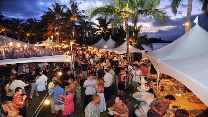 One general admission entry to Miami Beach International Foodie Festival