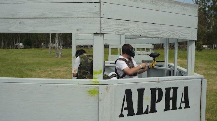 Midway Paintball Facility Discount, Tickets, Deal | Rush49