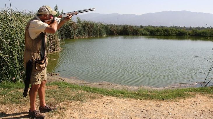 Clay Shooting Experience & Gun Rental for 2