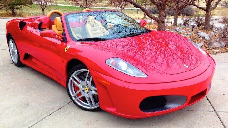 24 Hour Ferrari or Lambo Rental