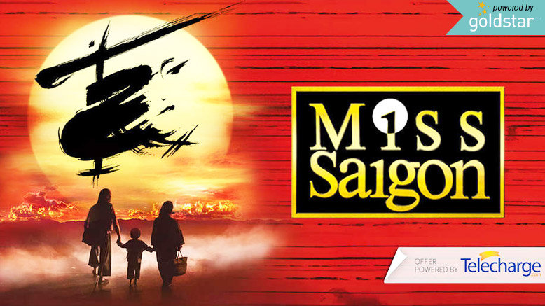 Miss saigon meal deals