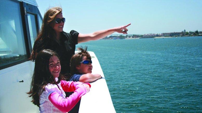 1-Hour Harbor Cruise