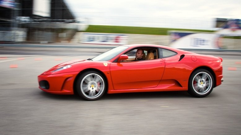 3-Lap Autocross in Ferrari 360/430 or Lamborghini Gallardo