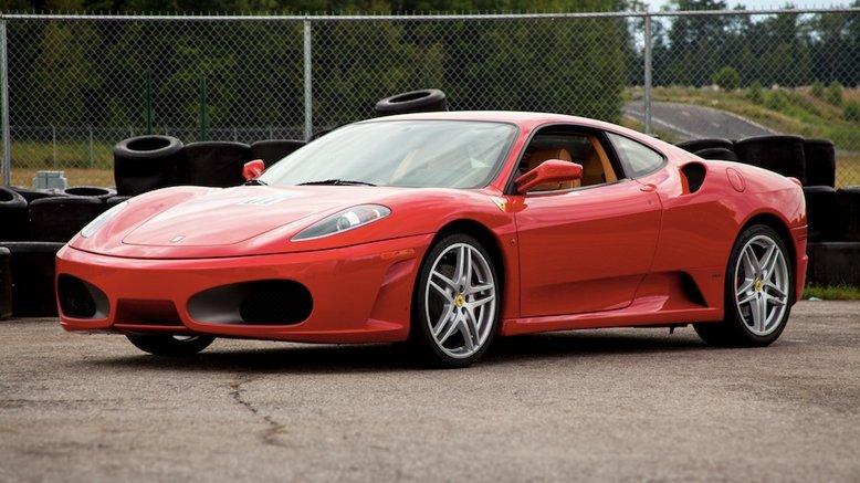 3-Lap Autocross in Ferrari 360/430 or Lamborghini Gallardo