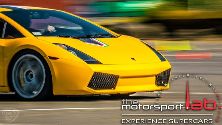 Acceleration Dragster Experience in a Ferrari 360 or Lamborghini Gallardo