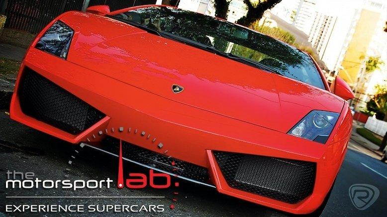 3-Lap Autocross in a Ferrari 360/430 or Lamborghini Gallardo