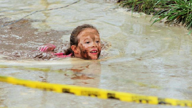 One Entry To Mud Factor Kidz